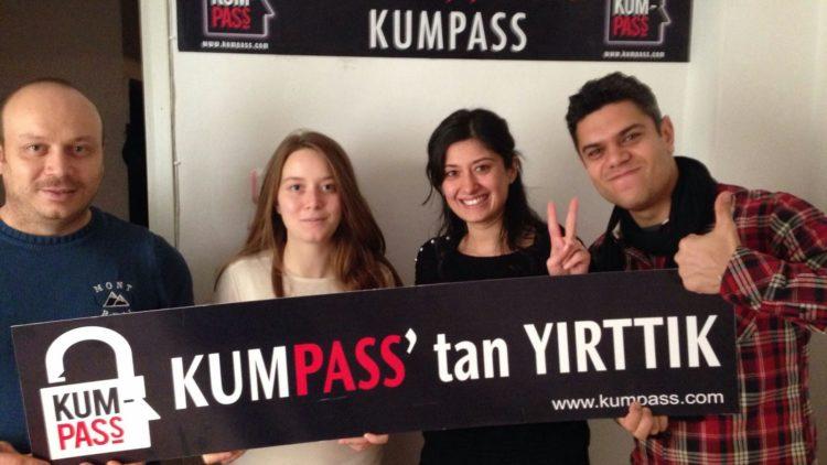 İzmir'in ilk evden kaçış oyunu: Kumpass
