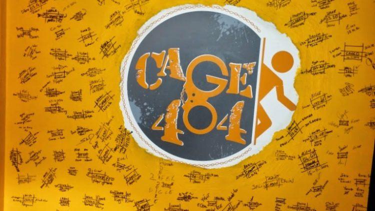 İstanbul'da Hapisten Kaçış Oyunu: Cage 404