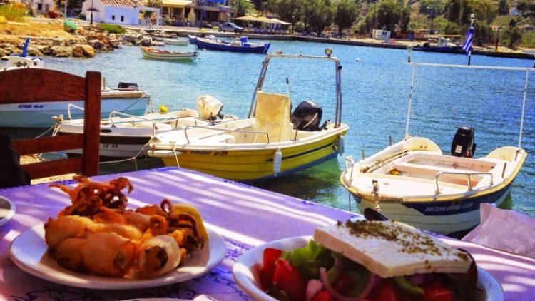 Yunanistan'da Neler Yemeli?