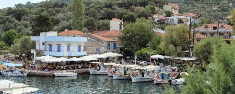 Midilli (Lesbos) Adası Gezi Notları