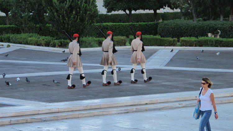 Atina Gezi Notları