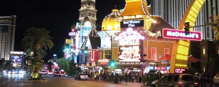 Las Vegas Gezi Notları