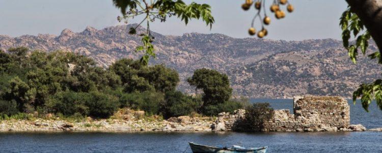 Bafa Gölü ve Kapıkırı Köyü
