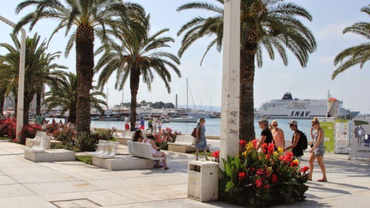 Dalmaçya Kıyıları, Split, Zadar ve Adalar