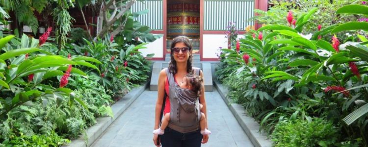 Bebeğimi Giyerim, Adım Adım Gezerim: Seyahatlerde Kanguru Seçimi